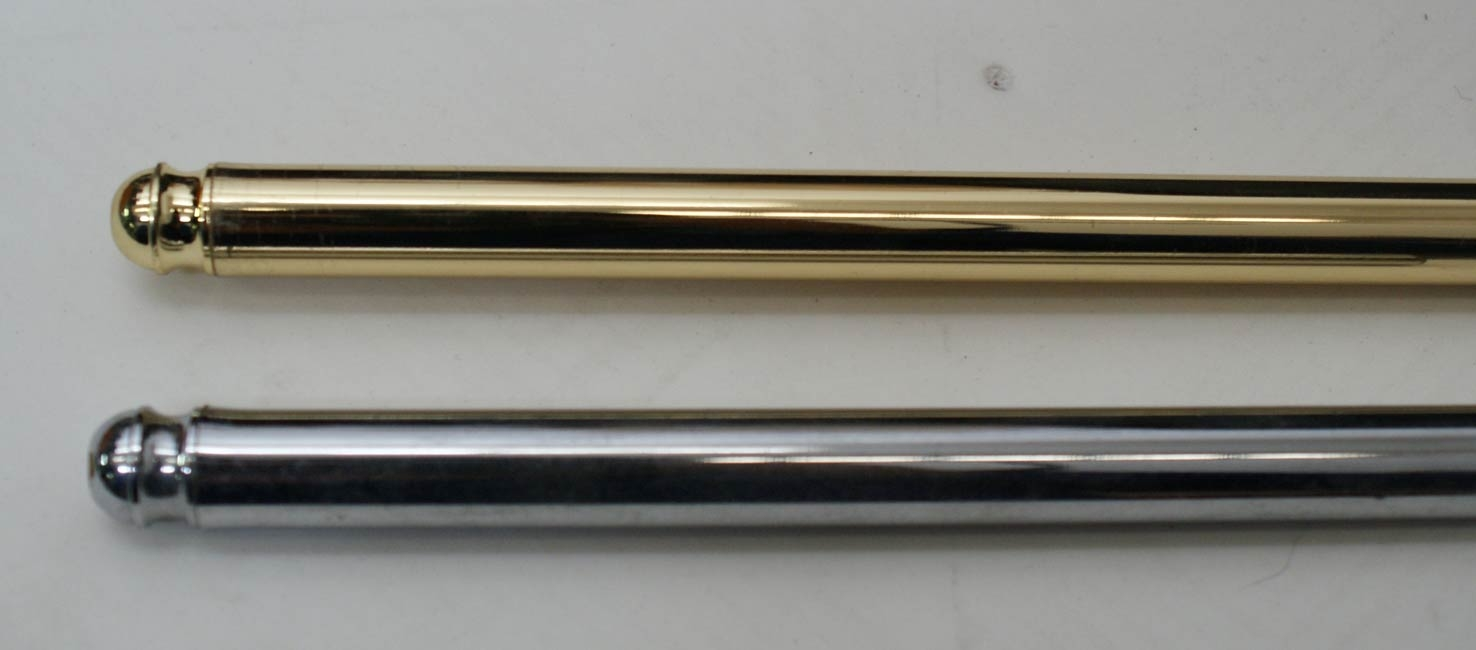 Accessori per passatoia Art Bacchette in ottone e in ottone cromato