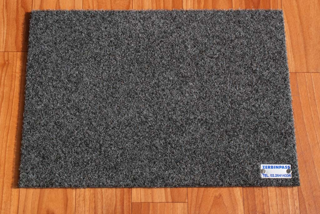 Zerbino sintetico Art 355A grigio scuro