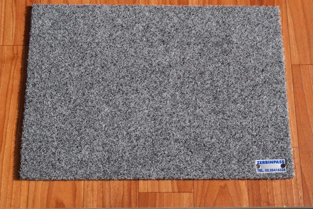 Zerbino sintetico Art 355C grigio chiaro