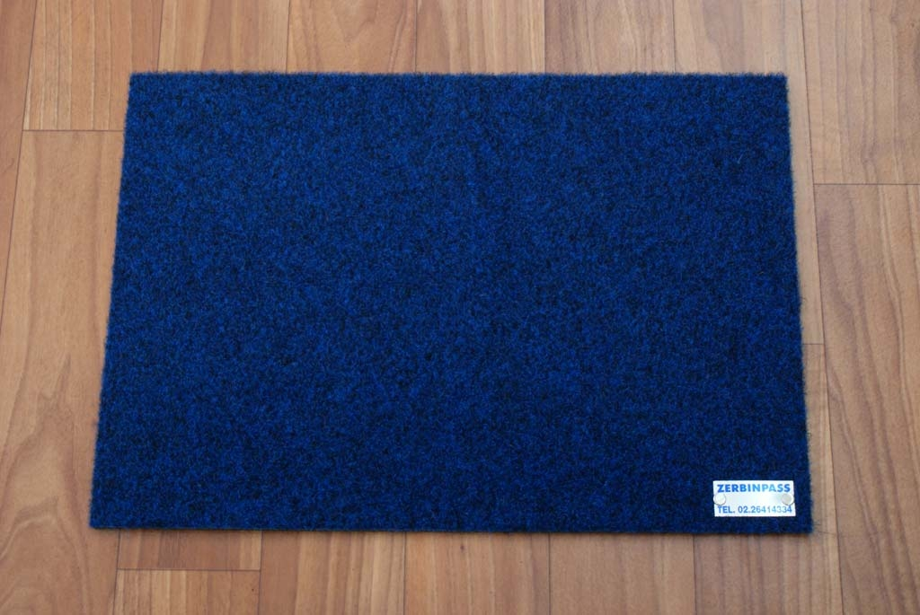 Zerbino sintetico Art 357 blu