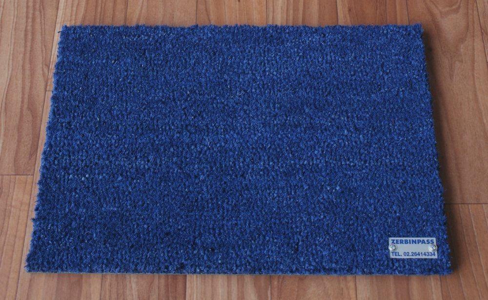 Zerbino in cocco 107 blu