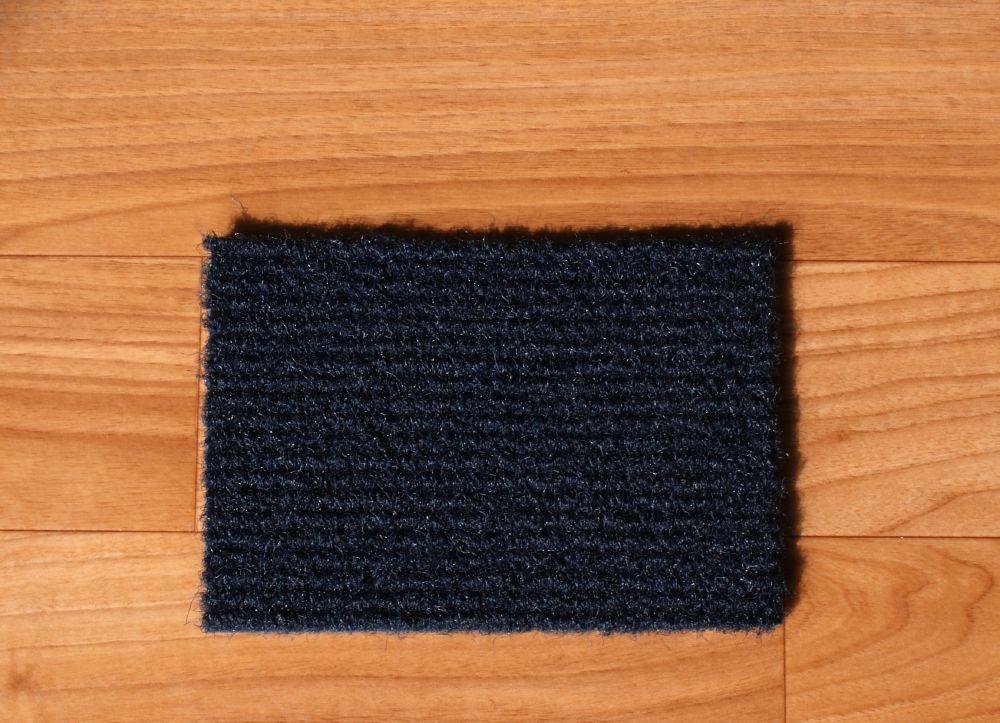zerbino sintetico articolo 207 blu